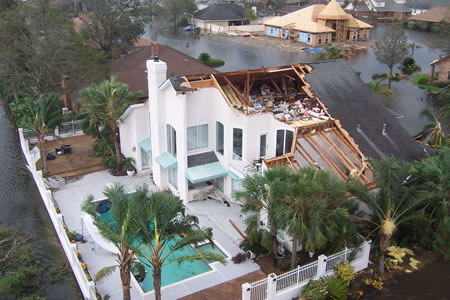 flood damage evaluations