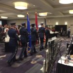 Ceremony honoring our Veterans