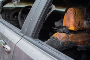 car theft & burn - lower resolution